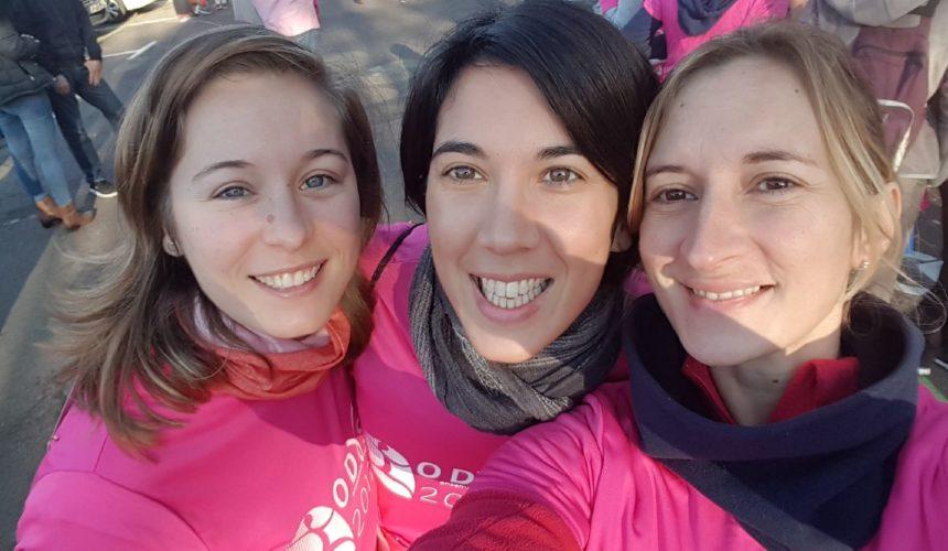 Delta Box participe à l'Odyssea 2017 et s'engage contre le cancer du sein