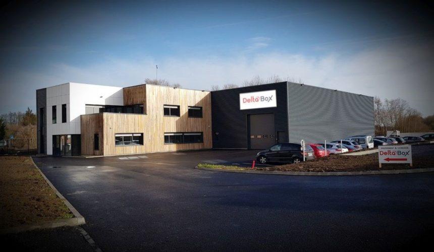 ¡Delta Box muda sus oficinas a una nueva ubicación!