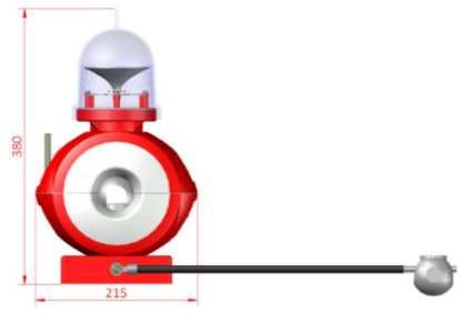 delta-box_balisage_balisage-aerien-pylones-dimensions-01