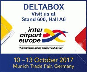 Stand Delta Box Inter Airport